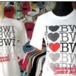 Kaus Etnik KaOsing Cinta BWI