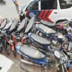 Panen Motor Ban Kecil