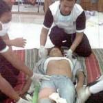 Petugas UGD Dilatih Gawat Darurat