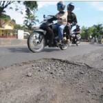 Perbaikan Jalan Provinsi Belum Jelas