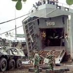 Daratkan 12 Panser Kebanggaan Indonesia