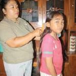 Langsung Sakit saat Diminta Potong Rambut