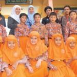 Hardiknas, SDIT Al Qomar Pengenalan Profesi