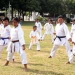 Lemkari Kukuhkan Karateka Sabuk Hitam