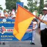 Parade Drumband Meriah