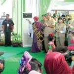 Show di Depan Presiden SBY