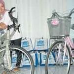 Dua Sepeda Pancal untuk Anak Yatim