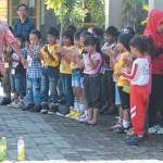 Hari Pertama Masuk, Kenalkan Lingkungan Sekolah