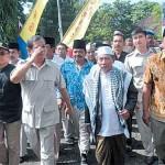 Prabowo Langsung Gelontor Dana Rp 1 Miliar