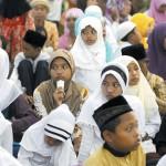 Start Safari Ramadan Diawali Buka Bersama