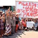 Desa Kumendung Bergolak tuntut Coblos Ulang