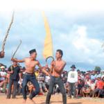 Tradisi Tiban Makin Seru
