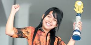 Para Jawara Pekan kreativitas Pelajar (PKP) 2013