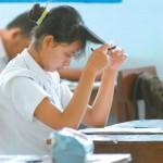 UNAS Tas Dilarang Masuk Ruang Ujian