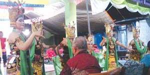 Gandrung Semalam Suntuk di Balai Dusun Klatakan, Singojuruh
