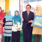 Borong Hasil Unas, SMAN 1 Genteng Syukuran