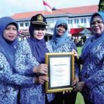 Lima SD Dianugerahi Sekolah Adiwiyata
