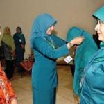 PKK Gelar Workshop,Tumbuhkan Kreativitas