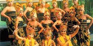 Puspa Blambangan, Penyaji Terbaik Festival Nasional Musik Trasidional Anak