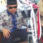 Wahyono, Tunanetra Juara 2 MTQ Nasional