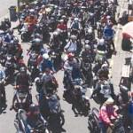 Pelabuhan Ketapang Sehari Dilewati 15.000 Motor