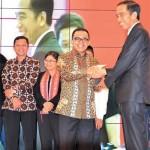 Raih Penghargaan Progressive Leader