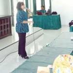 RSU Bhakti Husada Gelar Pemeriksaa Kanker Leher Rahim Gratis