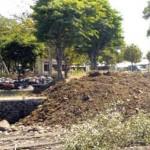 Jalan Pantai Boom Diganti Paving