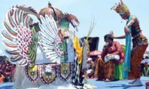 Festival Barong Awali Ritual Kebo-Keboan