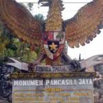 Monumen Pancasila Makin Merana