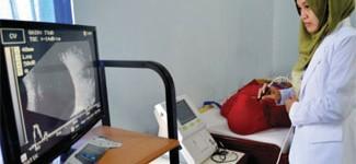 Alat Baru, USG Mata di RS Yasmin