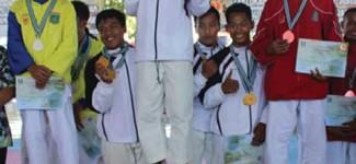 Kempo Sumbang Medali Perunggu