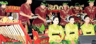 Banyuwangi Sabet Juara Pertama Musik Tradisional