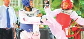 Taekwondo Tambah Perak di Hari Terakhir