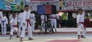 Karate Sabet Juara Umum Kejurda Jatim