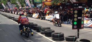 Rider Jatim Berebut Juara
