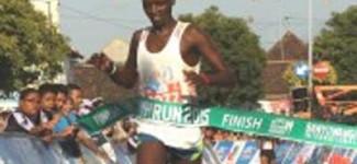 Sprinter Kenya Rajai Lintasan 10 K