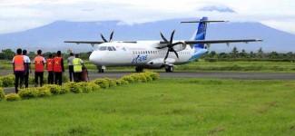 Garuda Stop Rute Denpasar-BWI