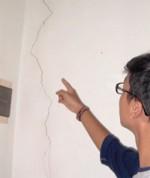 Rasakan Goyangan Gempa 4,1 SR